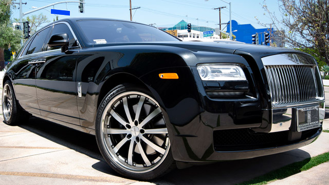 Rolls-Royce Service and Repair in Phoenix | Tony's Auto Service Center